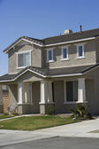 New Two Story House — Stock Photo