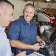 Two Mechanics At Work — Stock Photo #21970011