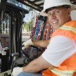 Forklift Driver — Stock Photo #21970293