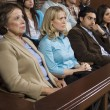 Jurors In Courtroom — Stock Photo #21972151