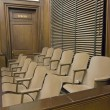 Juries Seating In Court — Stockfoto #21972223