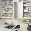 Medical Cabinets In Hospital — Stock Photo