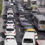 Traffic During Rush Hour — Stock Photo #21977025