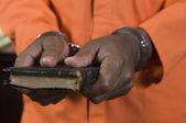 Penale prendere giuramento — Foto Stock
