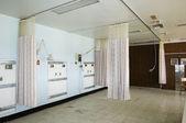 Empty Hospital Room — Стоковое фото