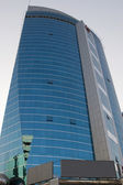 Tall Commercial Building In Deira — Stock Photo