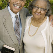 Senior Christian Couple — Stock Photo
