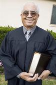 Senior Preacher — Stock Photo