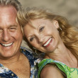 Middle-Aged couple — Stock Photo