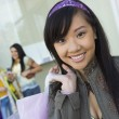 Stock Photo: Teenage girl