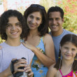 Family Together — Stock Photo #33805657