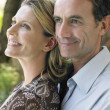 Couple embracing and smiling — Stock Photo #33820039