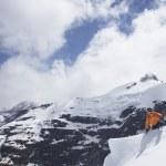Mountain climber — Stock Photo #33826889