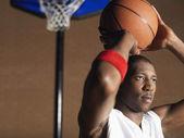 Basketball player — Zdjęcie stockowe
