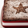 Christmas Cake — Stock Photo #33835551