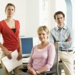 Stockfoto: Office workers