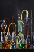 Science equipment — Stock Photo
