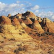 Stock Photo: Sandstone Formations