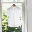 Blouse on Hanger — Foto Stock
