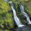 Stock Photo: Cascade Waterfall