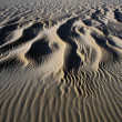 Stock Photo: Patterns in Sand