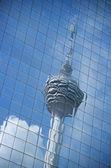 Kuala Lumpur Tower — Stock Photo