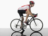 Radfahrer — Stockfoto