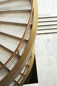 Escada em espiral — Fotografia Stock