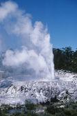 Spouting geyser — Stock Photo