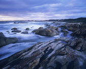 Australia Rocky coast — Stock Photo