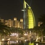 Burj Al Arab hotel — Stock Photo