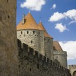 Stock Photo: Castle exterior