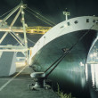 Containership being loaded — Stock Photo #33889613