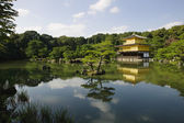 Golden Pavilion Temple — Foto Stock