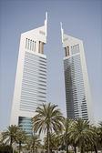 Emirates Towers — Stock Photo