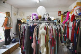 Clothing and Wigs — Photo