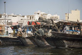 Dhows — Stock Photo