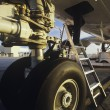 Stockfoto: Aircraft maintenance