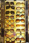 Sunglasses at Store — Stock fotografie