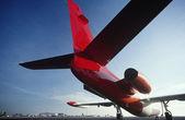 Westwind jet aeroplane — Stock Photo