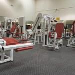 Gym iterior — Stock Photo #33905185