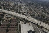 Highway in Los Angeles — Stock Photo