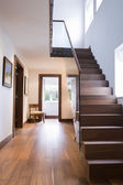 Staircase in house — Photo