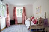 Ouderwetse slaapkamer — Stockfoto