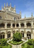 Pátio do palácio — Foto Stock