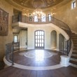 Stock Photo: Entrance hallway and staircase
