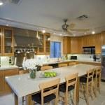 Luxury interior design — Stock Photo