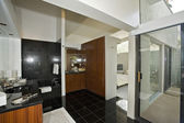 Bathroom in residence — Photo