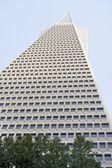 Transamerica Pyramid — Stock Photo