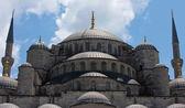 Blauwe moskee, istanbul — Stockfoto